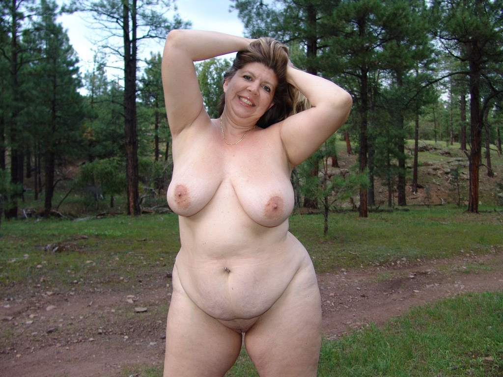 Bbw chubby fat mature older